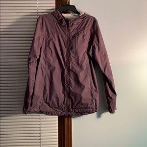Paradox purple rain/wind coat